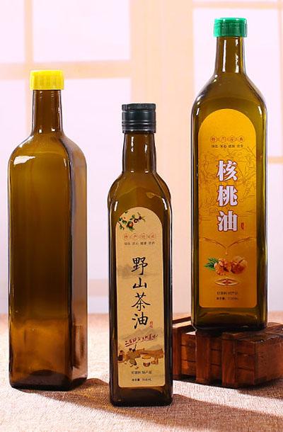 新款茶油瓶- 006